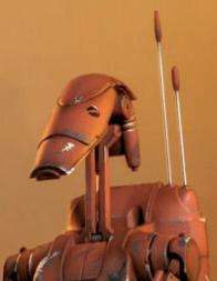Geonosis Battle Droids Sideshow Collectibles