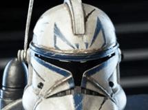 Captain Rex – Phase II Armor Sixth Scale Figure