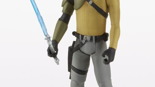 Hasbro Star Wars Rebels Kanan Action Figure