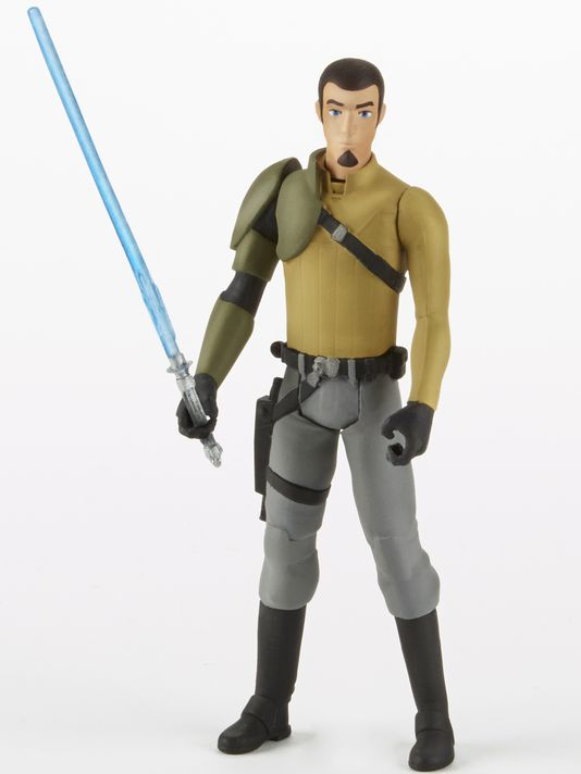 Hasbro Star Wars Rebels Kanan Action Figure