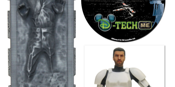 Disney Star Wars D-Tech