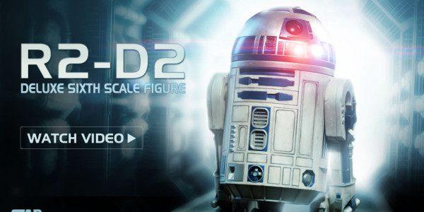 Sideshow R2-D2