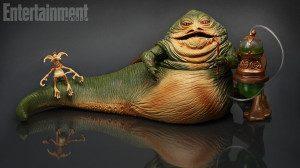Jabba the Hutt San Diego Comic-Con 2014