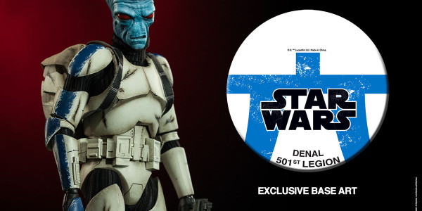 Sideshow Collectibles Cad Bane