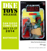 DKE Toys Custom Star Wars Figures at SDCC