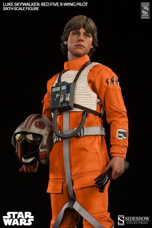 Skywalker X-wing Luke Skywalker Red 5 X-wing