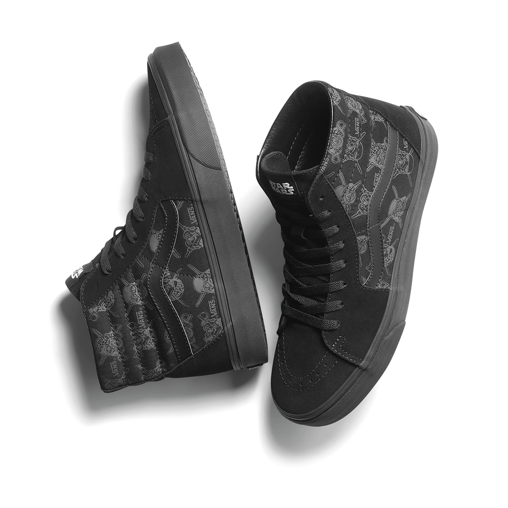 cfc5a26ac8 Vans Star Wars Line Continues This Fall and Winter – TheForceGuide.com