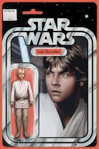 Marvek Comics Star Wars Action Figure Variant