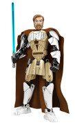 lego star wars buildable figure obi-wan kenobi clone wars