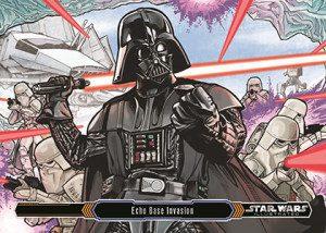 2015-Topps-Star-Wars-Illustrated-ESB-Base-Echo-Base-Invasion