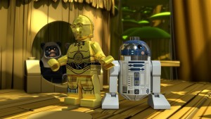 LEGO Star Wars - Droid Tales Exit from Endor 4-