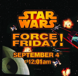 Force Friday Artwork