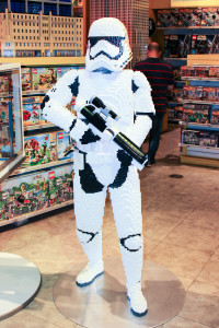 LEGO First Order Stormtrooper (2 of 3)