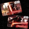 Feel The Force with New 'Star Wars: The Force Awakens' Disney Gift Card Designs