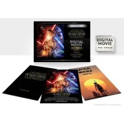 Star Wars: The Force Awakens DVD/Blu-Ray Walmart Exclusive Pre-orders