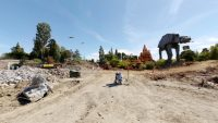 Disney Starts Work on Star Wars Land, Debuts First Glimpse