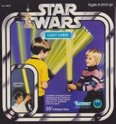 THE HISTORY OF TOY LIGHTSABERS