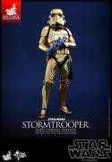Hot Toys – MMS364 – Star Wars – 1/6th scale Stormtrooper (Gold Chrome Version) Collectible Figure