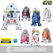 Hasbro The Black Series Astromech Droids 3 3/4-Inch Action Figures – Entertainment Earth Exclusive