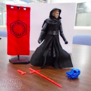 Upcoming Kylo Ren Convention Exclusive Behind-The-Scenes Images