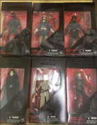 Hasbro The Black Series 6″ Figures ROGUE ONE Wave 1 Packaged Leaked
