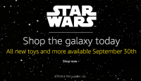 Amazon Launches New Star Wars Story Toys Landing Page