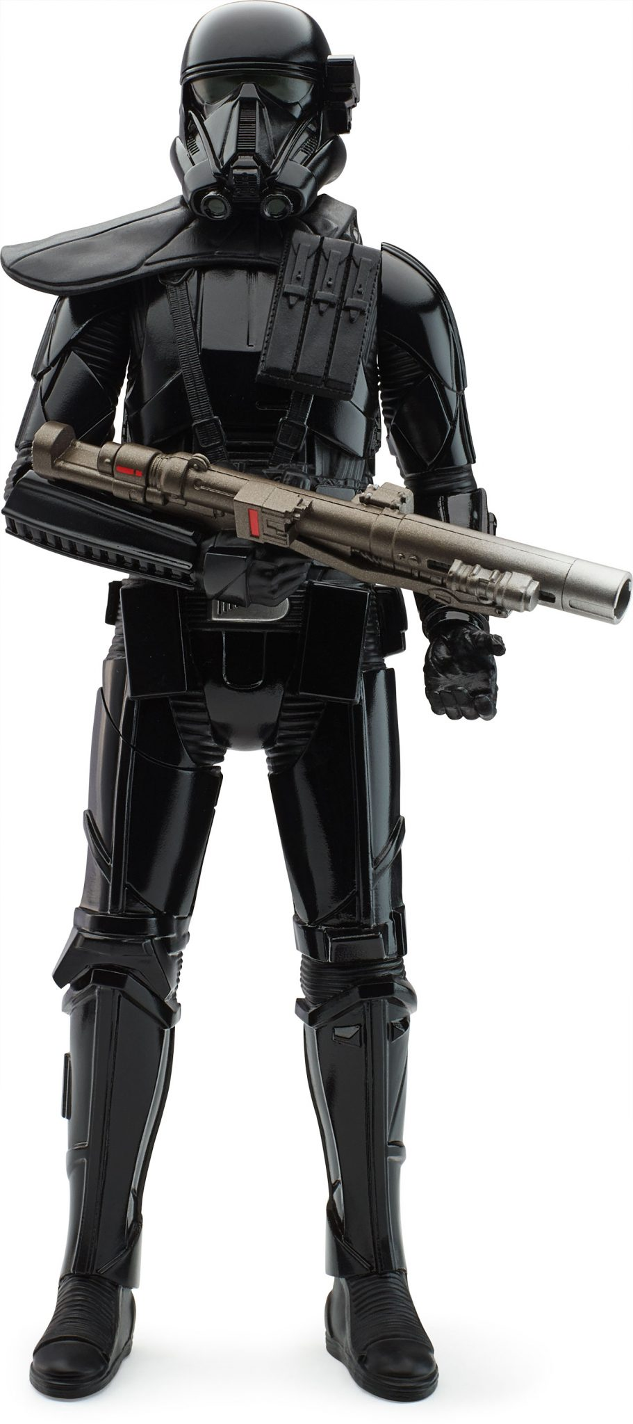 IMPERIAL DEATH TROOPER 12 INCH ELECTRONIC DUEL FIGURE (1)