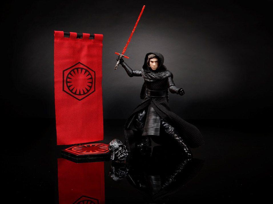 STAR WARS THE BLACK SERIES 6 Inch Obi Wan Kenobi Pack Oop