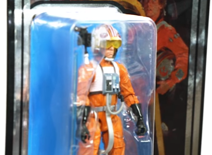 Hasbro Star Wars Celebration 2017 Luke Skywalker X-Wing Pilot