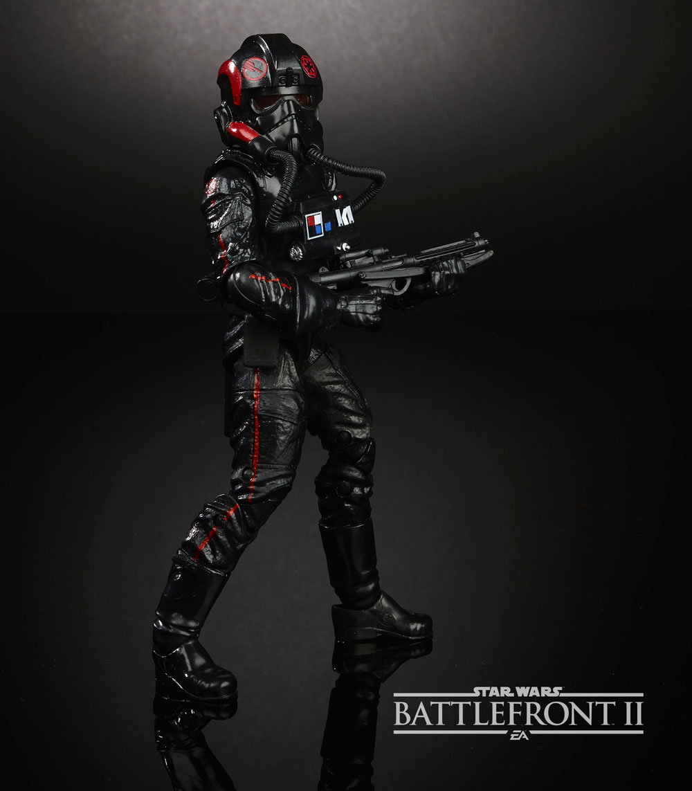 The Black Series Battlefront Inferno Squadron Agent