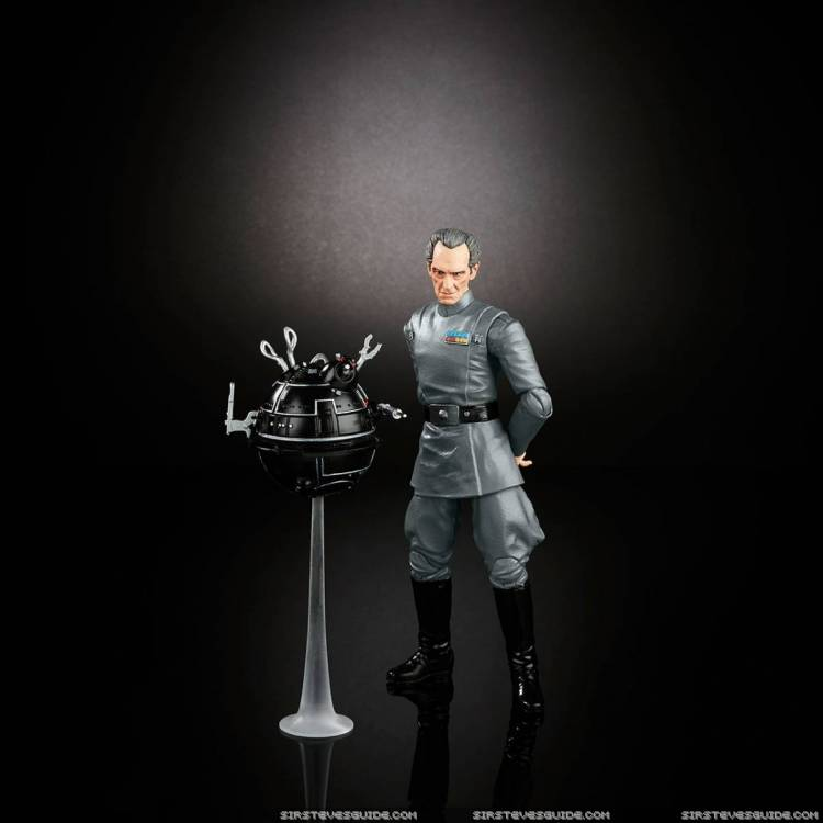 STAR WARS THE BLACK SERIES 6 INCH TARKIN Figure