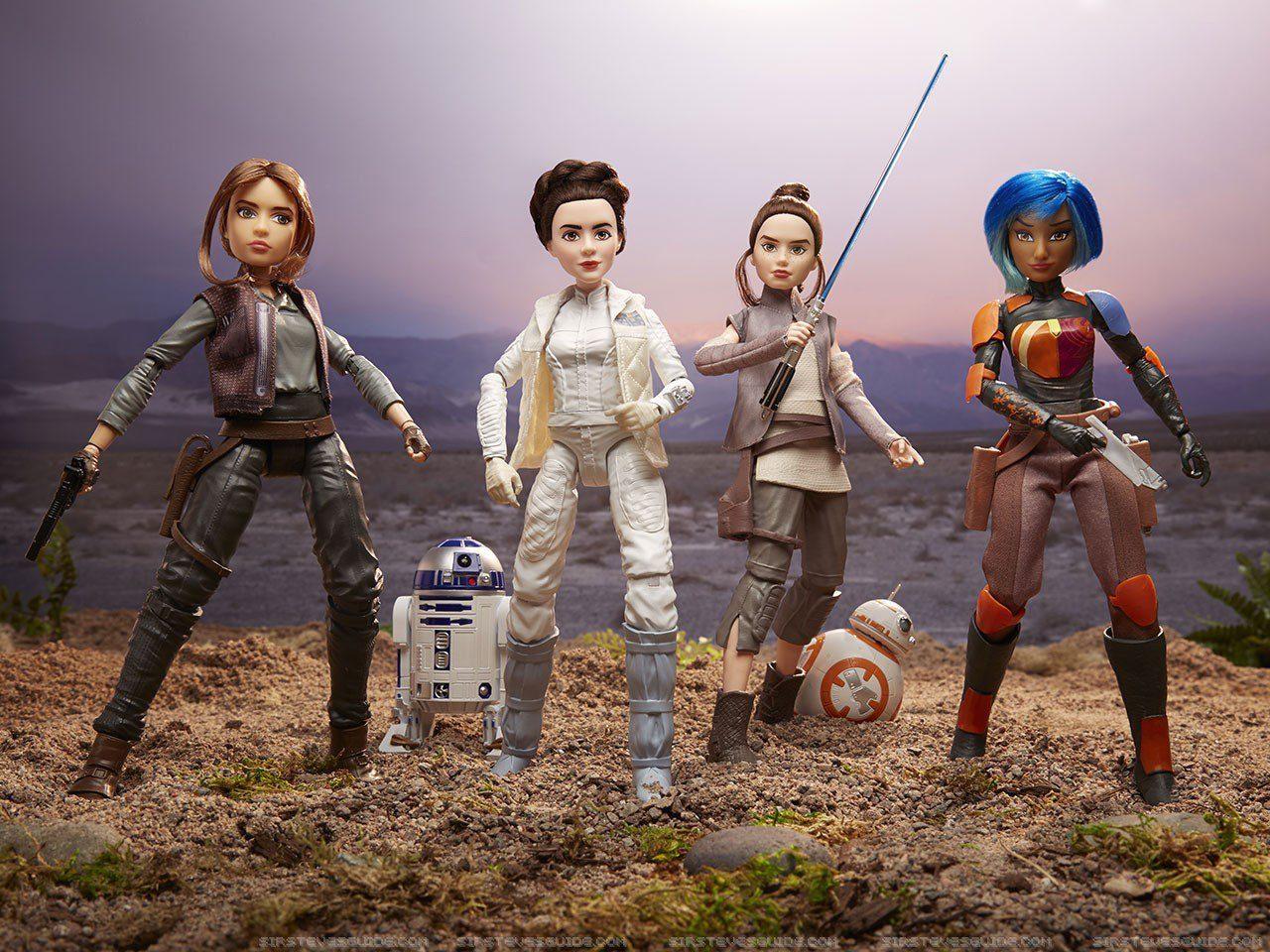 Star Wars Forces Of Destiny 11 Inch Adventure Figure Assortment