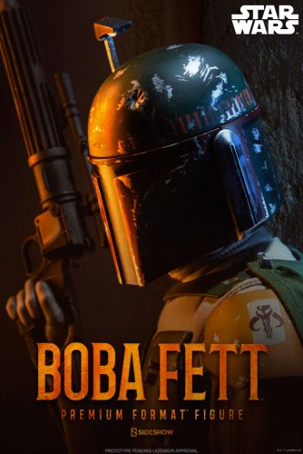 Star Wars Boba Fett Premium Format 300515 01