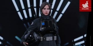 Star Wars Rogue One Jyn Erso Imperial Disguise Version Sixth Scale Hot Toys 902994 08