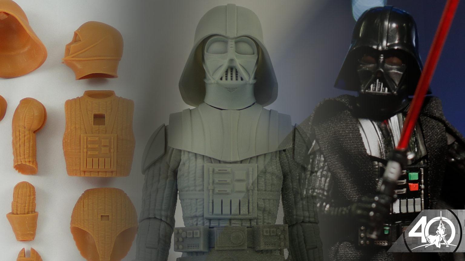 Black Series Vader Tall