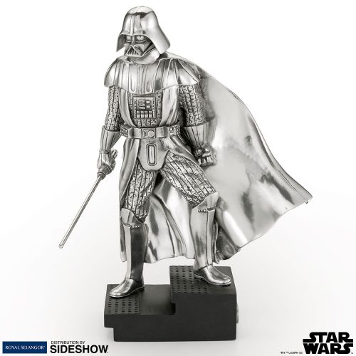 Star Wars Darth Vader Figurine Limited Edition Royal Selangor 903012 02