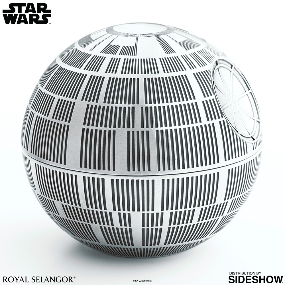 Star Wars Death Star Trinket Box Royal Selangor 903018 02