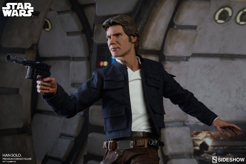 Star Wars Han Solo Premium Format 300500 02