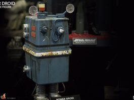 Hot Toys Power Droid Preview