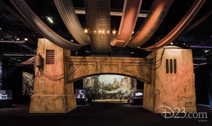 071317 D23 Expo Parks Pavilion Preview 1