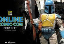 Hot Toys Boba Fett Sixth Scale