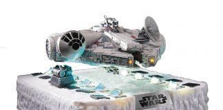 STAR WARS EP5 EA 020 FLOATING MILLENNIUM FALCON PX AF