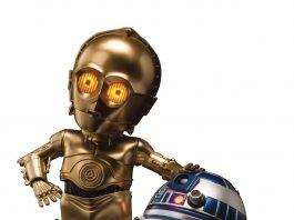 STAR WARS EP5 EAA 010 R2 D2 & C 3PO PX AF SET