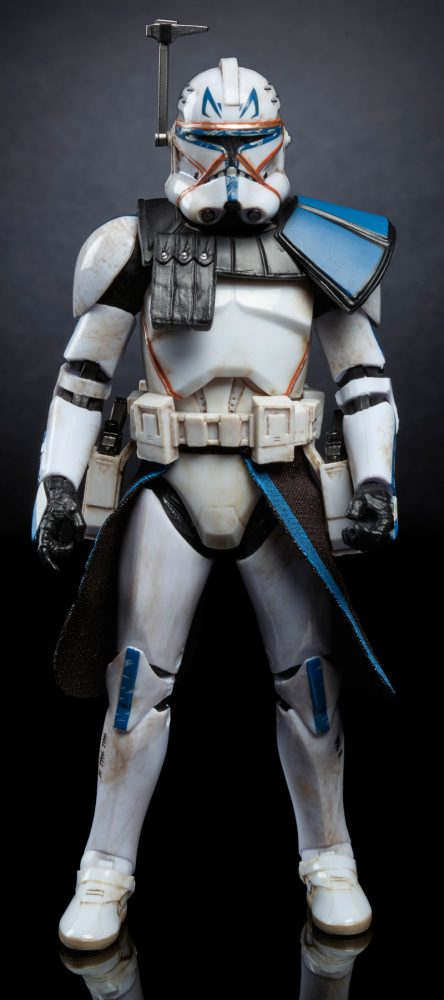 Star Wars Black Series Clone Captain Rex