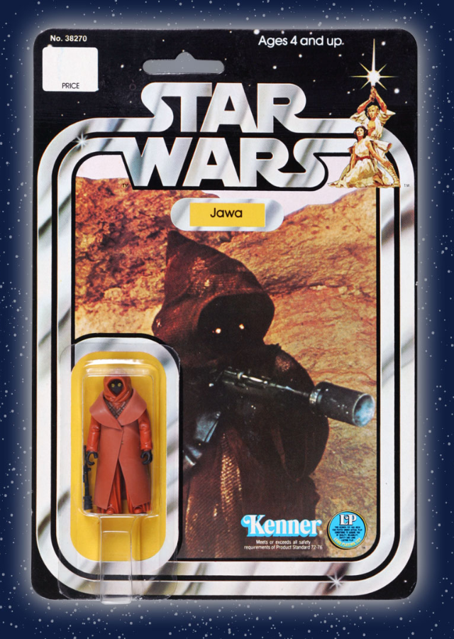 Star Wars Card Trader Series One Vintage The Arrival of Boushh