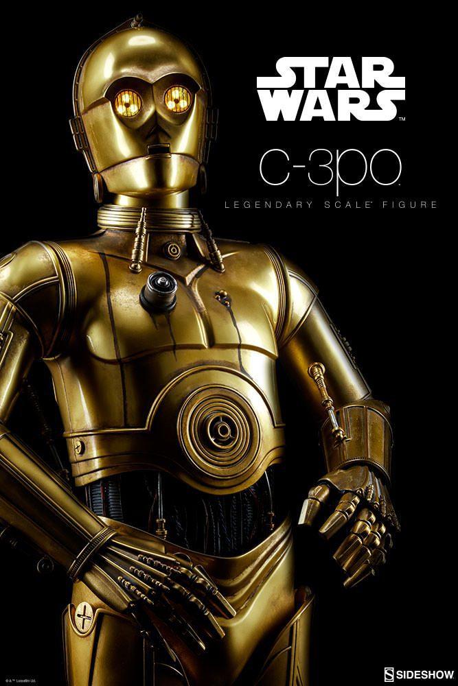 Star Wars C 3po Legendary Scale Figure 400153 01