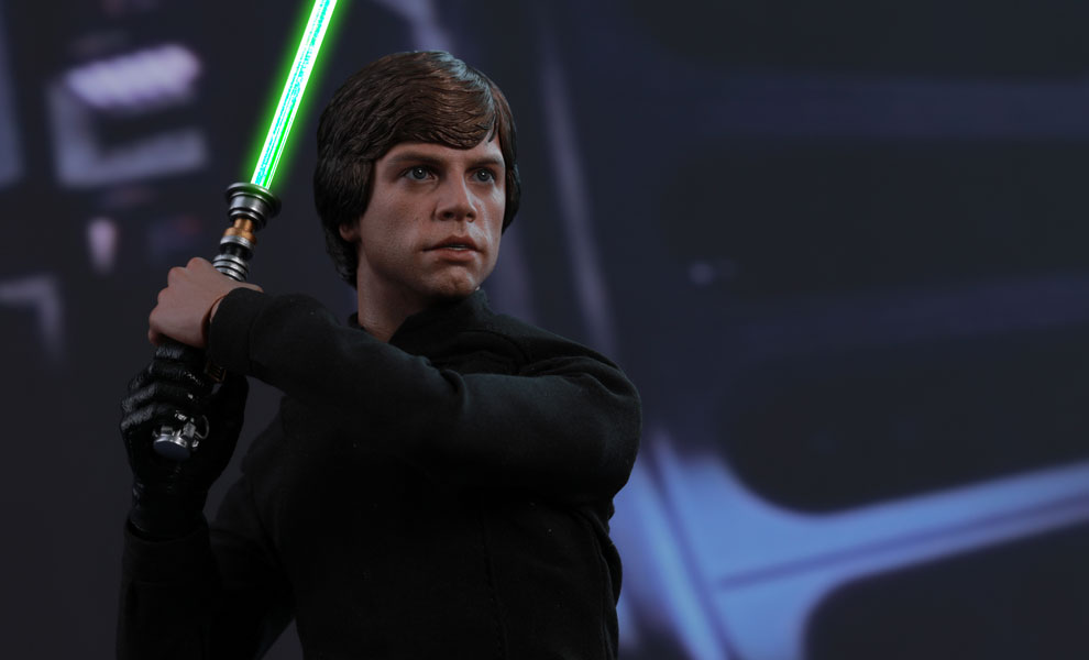 Star Wars Luke Skywalker Sixth Scale Hot Toys Feature 903109