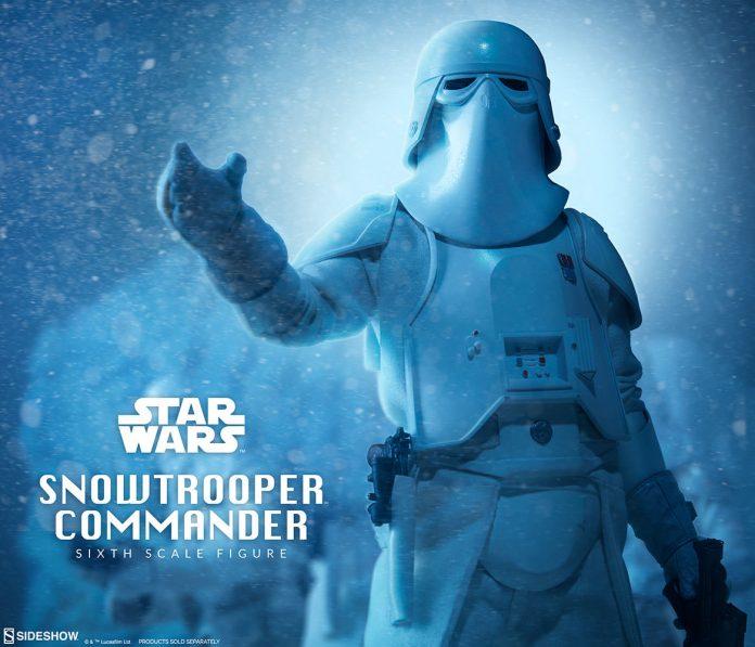 Star Wars Snowtrooper Commander Sixth Scale 100409 01