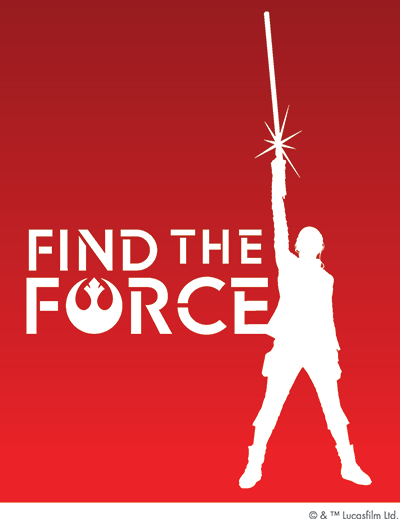 Find The Force logo