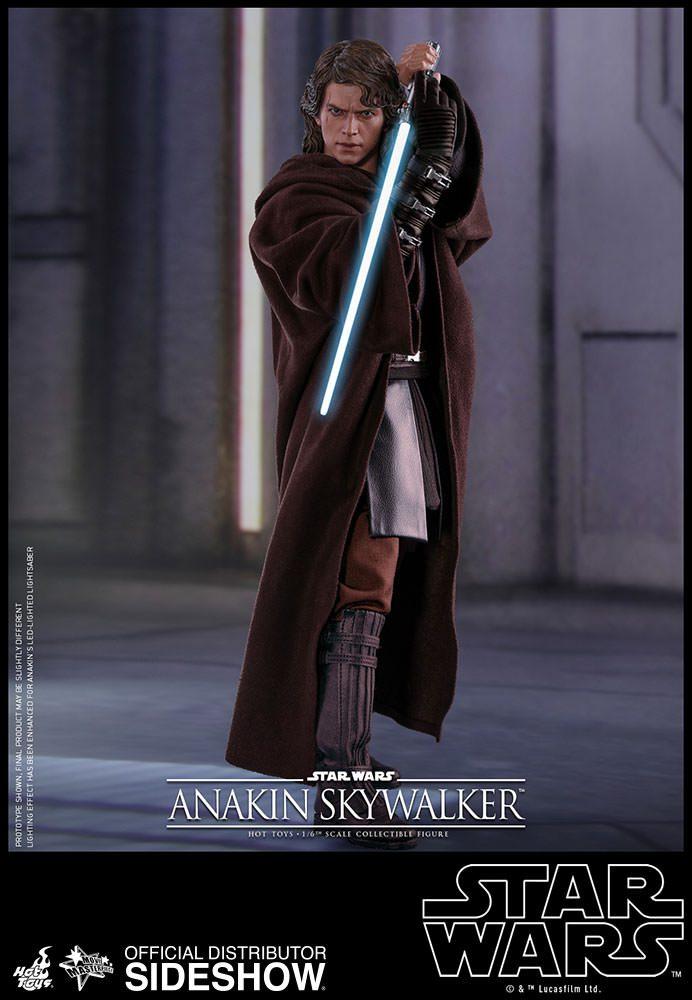 Star Wars Anakin Skywalker Sixth Scale Figure Hot Toys 903139 01